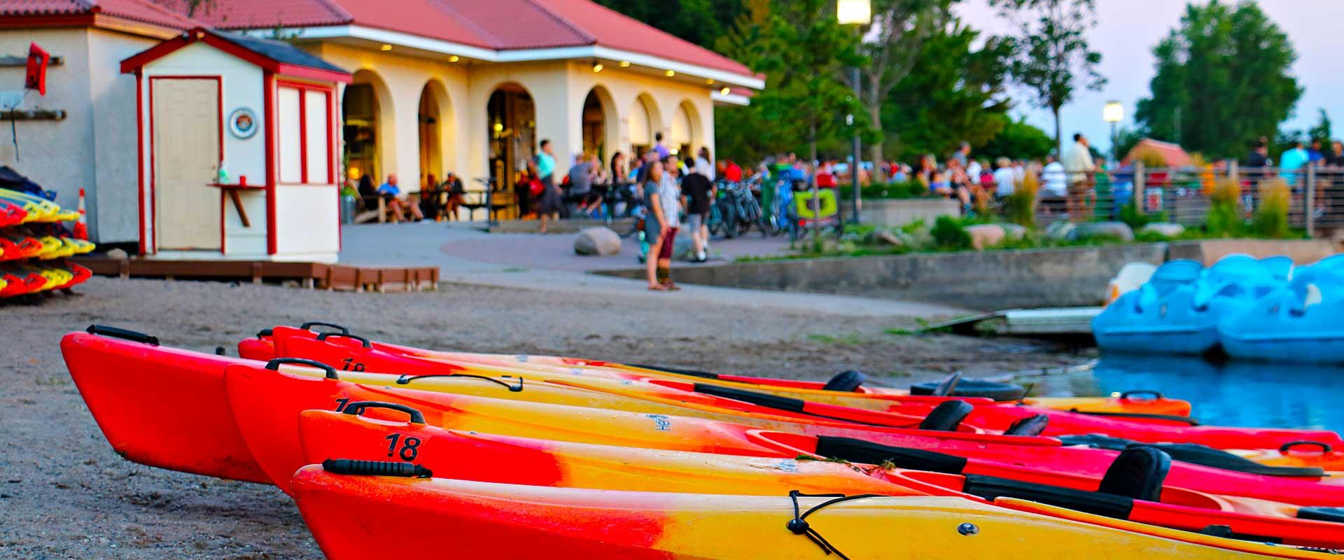 Comment souhaitez-vous utiliser la marina et profiter du lac St-Louis?